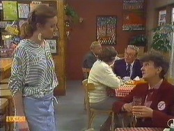 Sally Wells, Nell Mangel in Neighbours Episode 0605