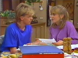 Scott Robinson, Jane Harris in Neighbours Episode 0606
