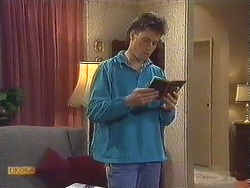 Mike Young in Neighbours Episode 0606
