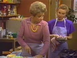 Eileen Clarke, Sally Wells in Neighbours Episode 0607