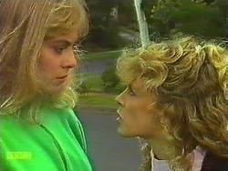 Jane Harris, Charlene Mitchell in Neighbours Episode 0607