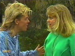 Scott Robinson, Jane Harris in Neighbours Episode 0607