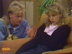 Scott Robinson, Charlene Mitchell in Neighbours Episode 0607