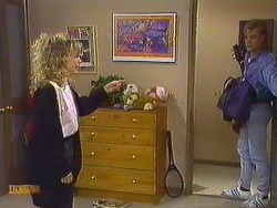 Charlene Mitchell, Scott Robinson in Neighbours Episode 0607