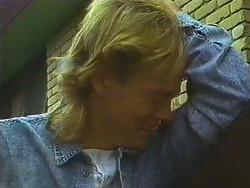 Scott Robinson in Neighbours Episode 0607