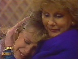 Charlene Mitchell, Madge Bishop in Neighbours Episode 0608