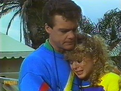 Paul Robinson, Charlene Mitchell in Neighbours Episode 0608