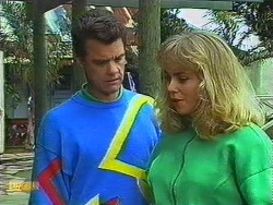 Paul Robinson, Jane Harris in Neighbours Episode 0608