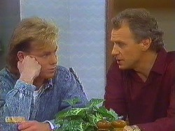 Scott Robinson, Jim Robinson in Neighbours Episode 0608