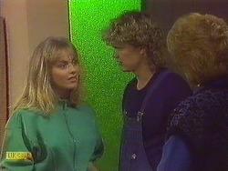 Jane Harris, Henry Ramsay, Madge Bishop in Neighbours Episode 0609