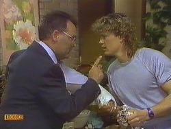 Harold Bishop, Henry Ramsay in Neighbours Episode 0609