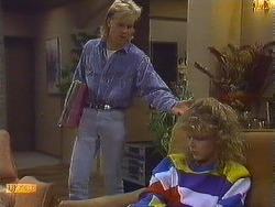 Scott Robinson, Charlene Mitchell in Neighbours Episode 0609