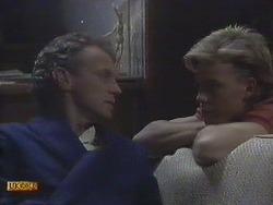 Jim Robinson, Scott Robinson in Neighbours Episode 0610