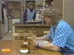 Madge Bishop, Henry Ramsay in Neighbours Episode 0610
