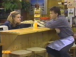 Sally Wells, Mike Young in Neighbours Episode 0610