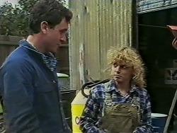 Greg Cooper, Charlene Mitchell in Neighbours Episode 0611
