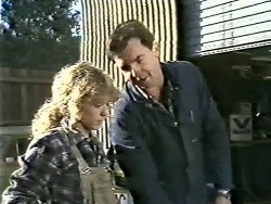 Charlene Mitchell, Greg Cooper in Neighbours Episode 0612