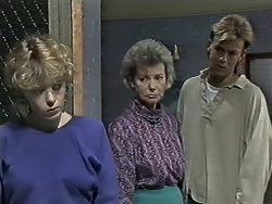 Charlene Robinson, Helen Daniels, Scott Robinson in Neighbours Episode 0613