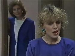 Madge Bishop, Charlene Mitchell in Neighbours Episode 0614