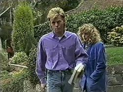 Scott Robinson, Charlene Mitchell in Neighbours Episode 0614