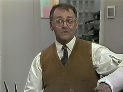 Harold Bishop in Neighbours Episode 0614