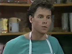 Mike Young in Neighbours Episode 0614