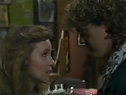 Sally Wells, Henry Ramsay in Neighbours Episode 0615