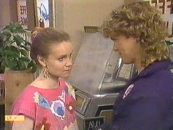 Sally Wells, Henry Ramsay in Neighbours Episode 0616