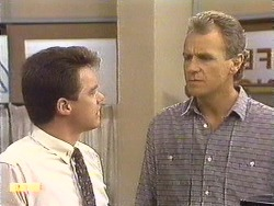 Paul Robinson, Jim Robinson in Neighbours Episode 0616
