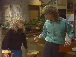 Charlene Robinson, Henry Ramsay in Neighbours Episode 0616