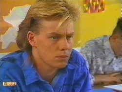 Scott Robinson in Neighbours Episode 0617