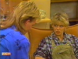 Scott Robinson, Charlene Mitchell in Neighbours Episode 0618