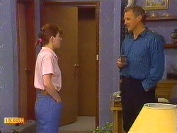 Chrissy, Jim Robinson in Neighbours Episode 0618