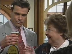 Rob Evans, Marlene Kratz in Neighbours Episode 2691