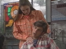 Shona Munro, Malcolm Kennedy in Neighbours Episode 2691
