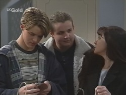 Billy Kennedy, Toadie Rebecchi, Susan Kennedy in Neighbours Episode 2691