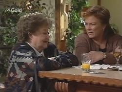 Marlene Kratz, Cheryl Stark in Neighbours Episode 2691