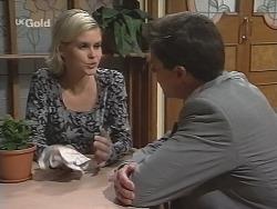 Joanna Hartman, Rob Evans in Neighbours Episode 2691