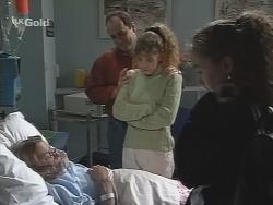 Helen Daniels, Philip Martin, Hannah Martin, Debbie Martin in Neighbours Episode 2692