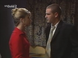 Danni Stark, Luke Handley in Neighbours Episode 2694