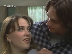 Libby Kennedy, Darren Stark in Neighbours Episode 2694