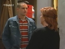 Luke Handley, Cheryl Stark in Neighbours Episode 2694