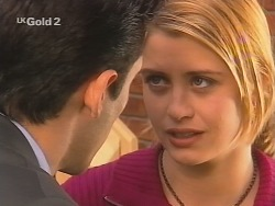 Steve George, Danni Stark in Neighbours Episode 2694
