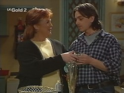 Cheryl Stark, Darren Stark in Neighbours Episode 2694
