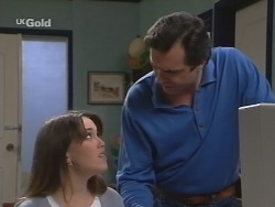 Libby Kennedy, Karl Kennedy in Neighbours Episode 2696