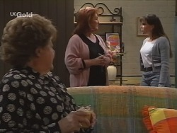 Marlene Kratz, Cheryl Stark, Libby Kennedy in Neighbours Episode 2696