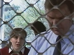Libby Kennedy, Sgt. Richardson in Neighbours Episode 2696