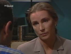 Philip Martin, Roz Kemp in Neighbours Episode 2696