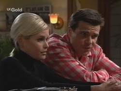 Joanna Hartman, Rob Evans in Neighbours Episode 2697