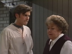 Malcolm Kennedy, Marlene Kratz in Neighbours Episode 2697
